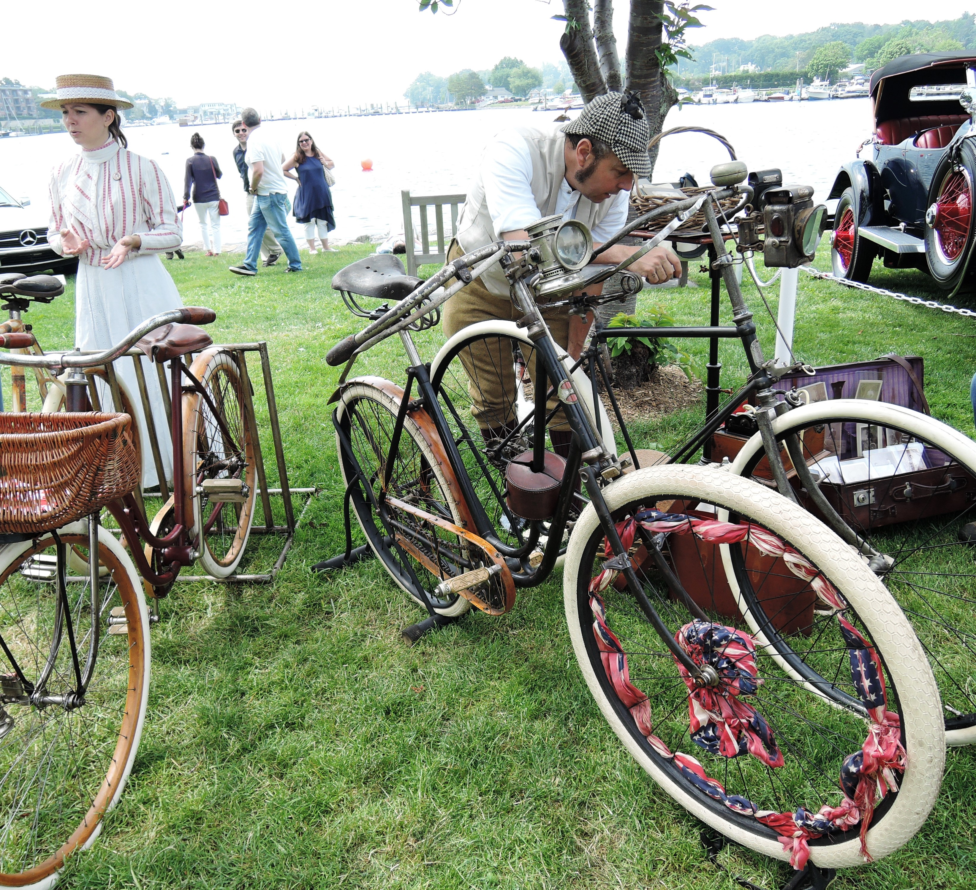 1892-1898 Victorian Bicycles - greenwich concours