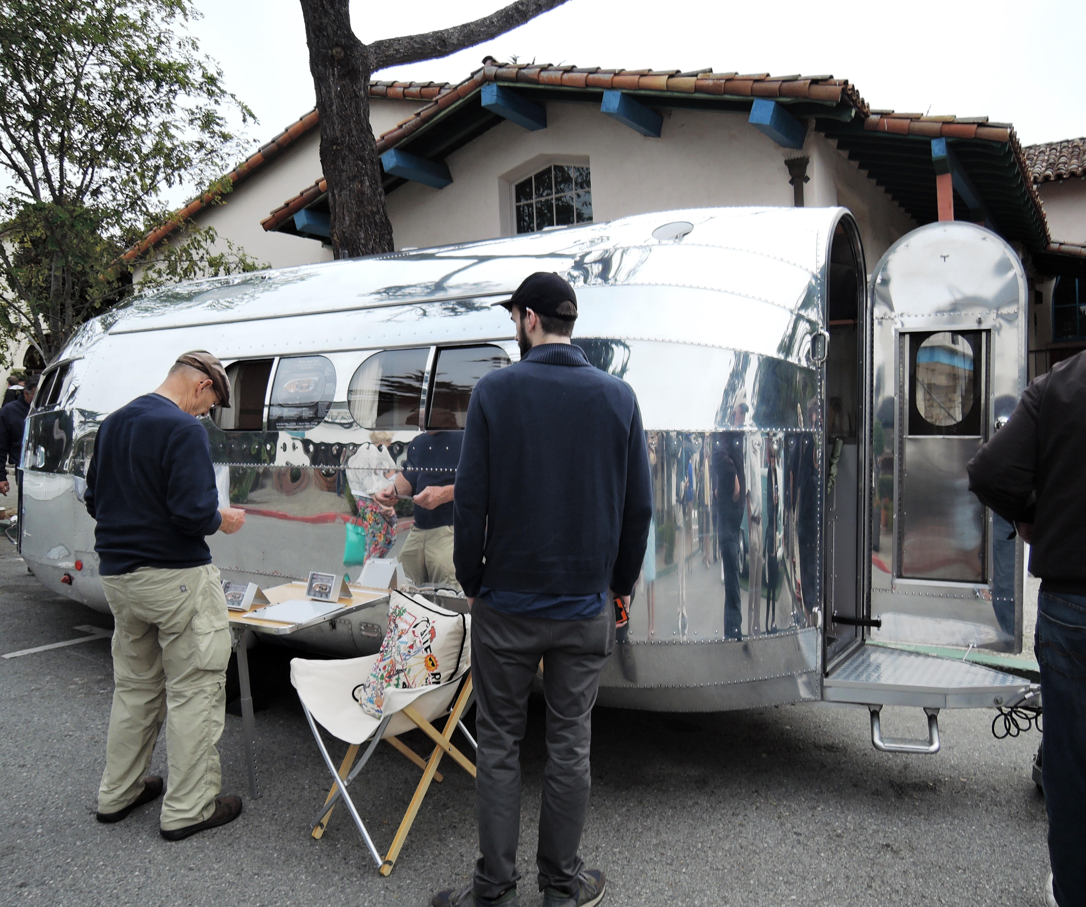 bowlus road chief - concours on the ave carmel