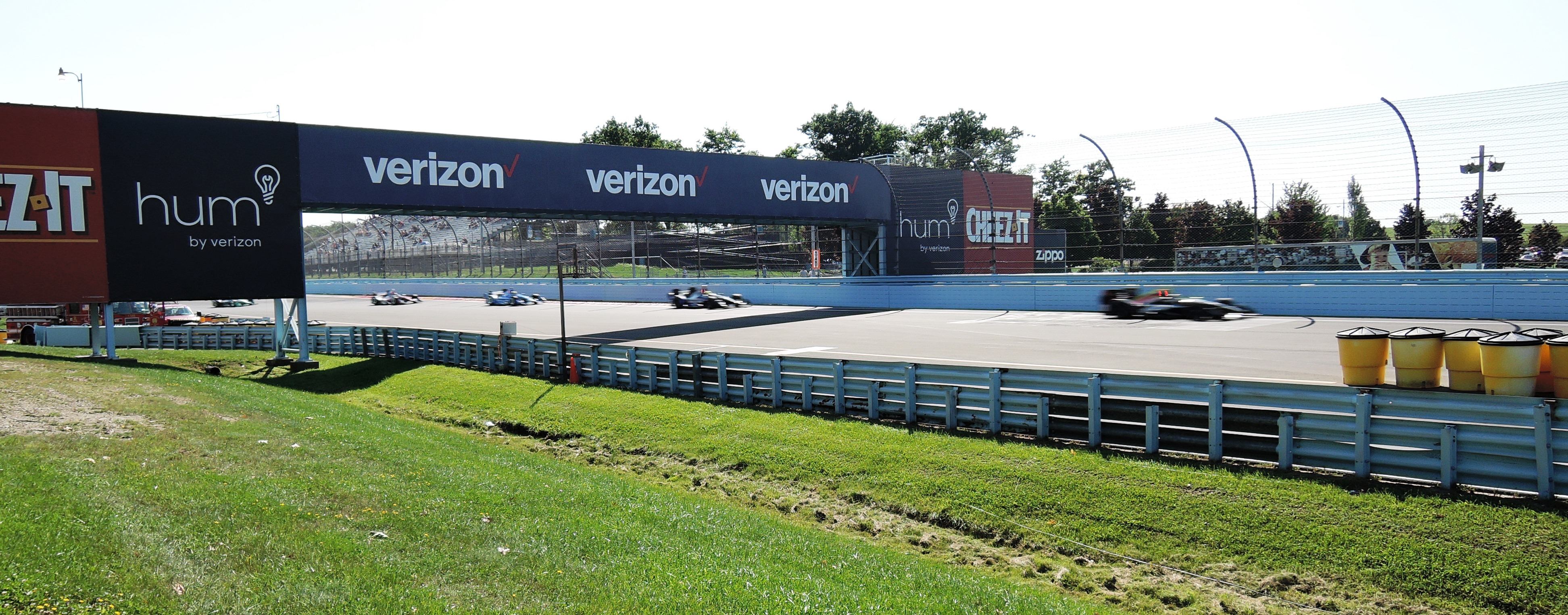 Turn 1 WGI Indy Car Race - watkins glen ferrari club