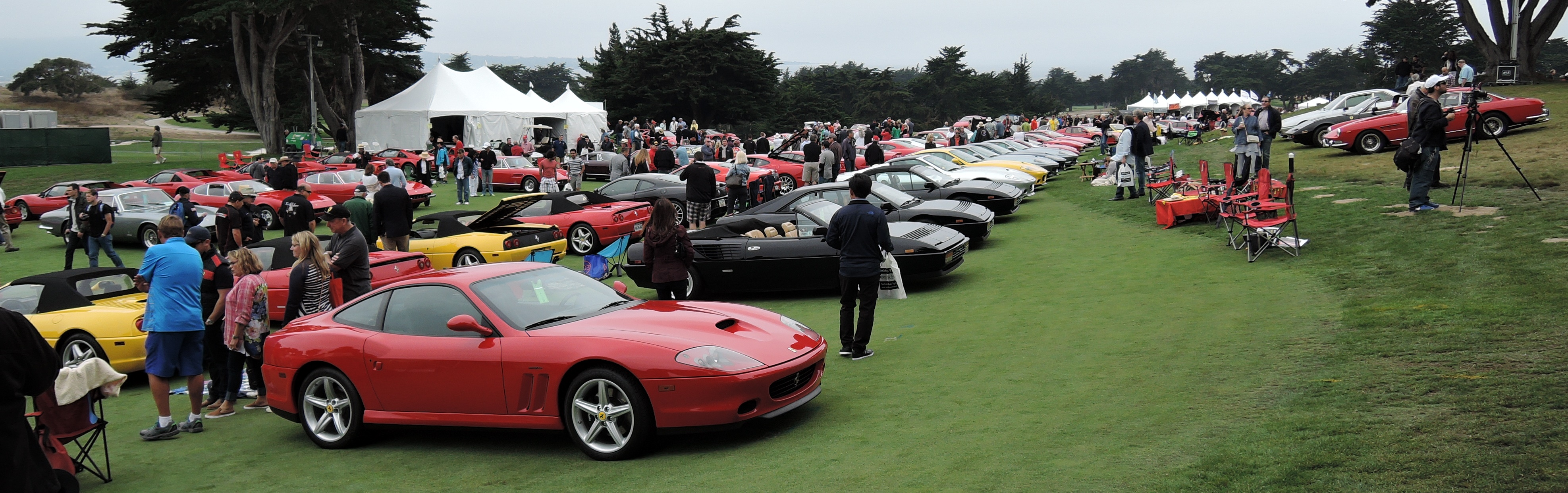 Concorso Italiano Monterey Car Week