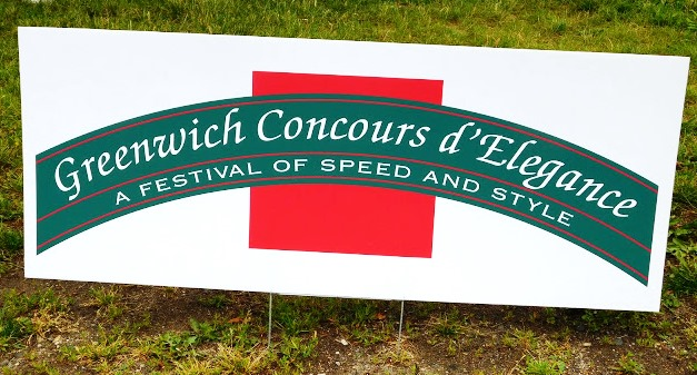Greenwich Concours d'Elegance 2017