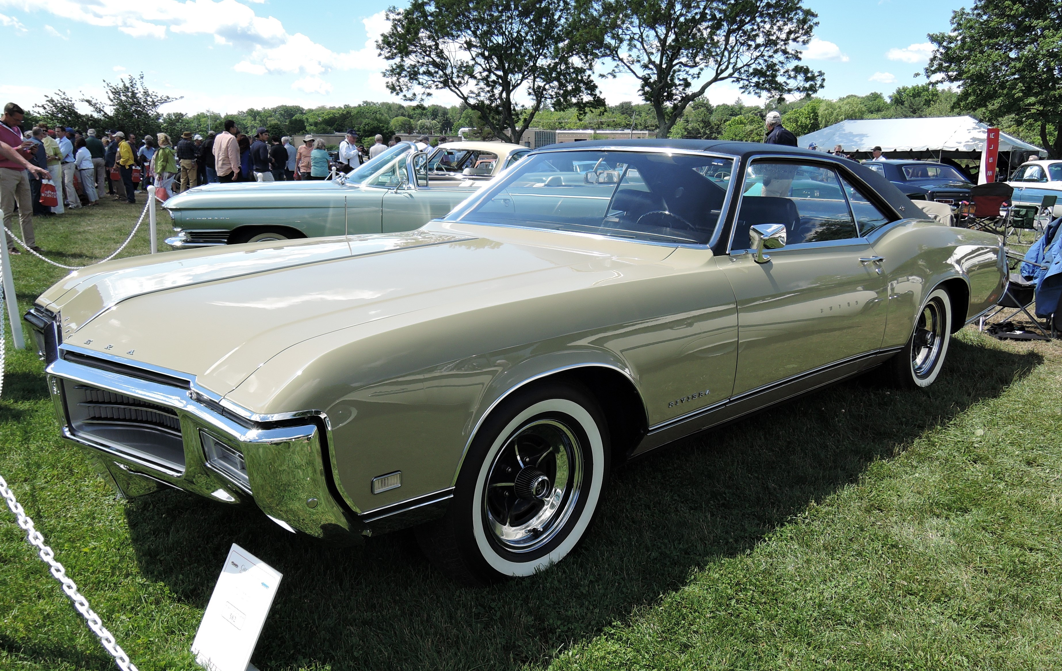 1969 Buick Riviera - Greenwich Concours d'Elegance 2017