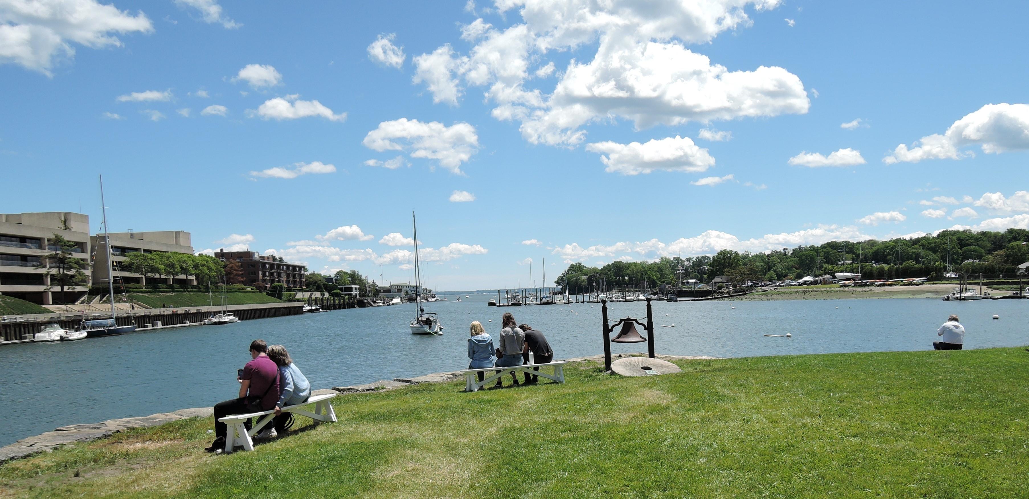 Greenwich Harbor - Greenwich Concours d'Elegance 2017