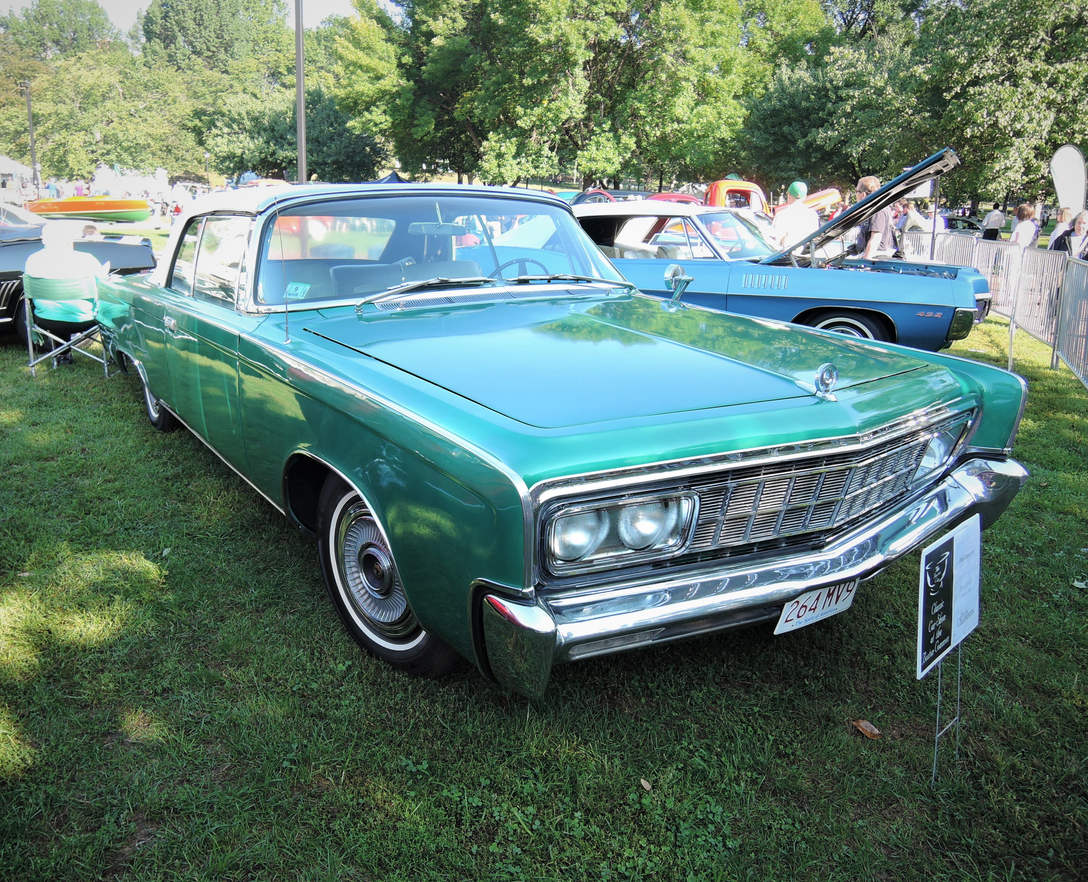 green 1966 Imperial - The Boston Cup 2017