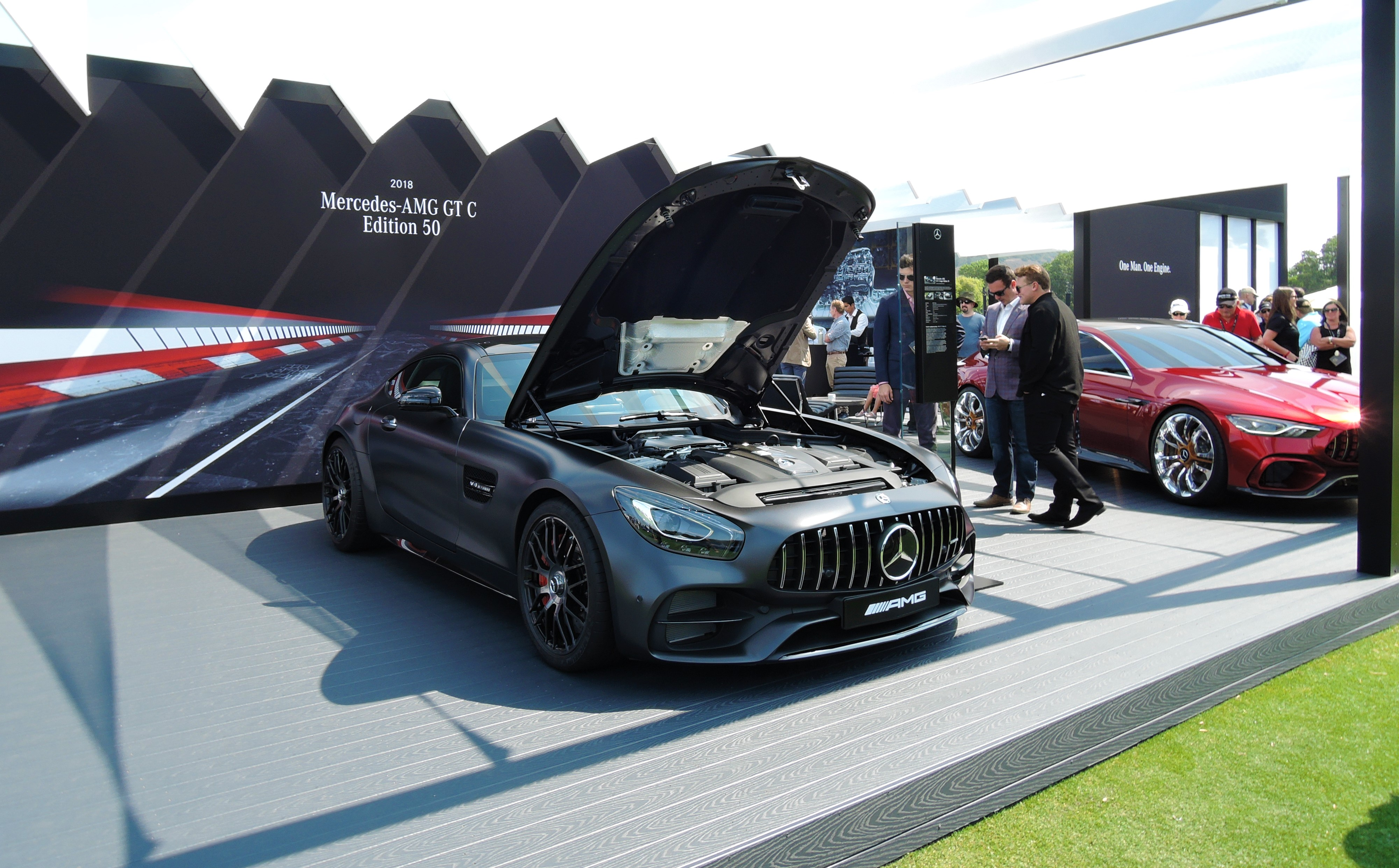 Mercedes-Benz - The Quail 2017