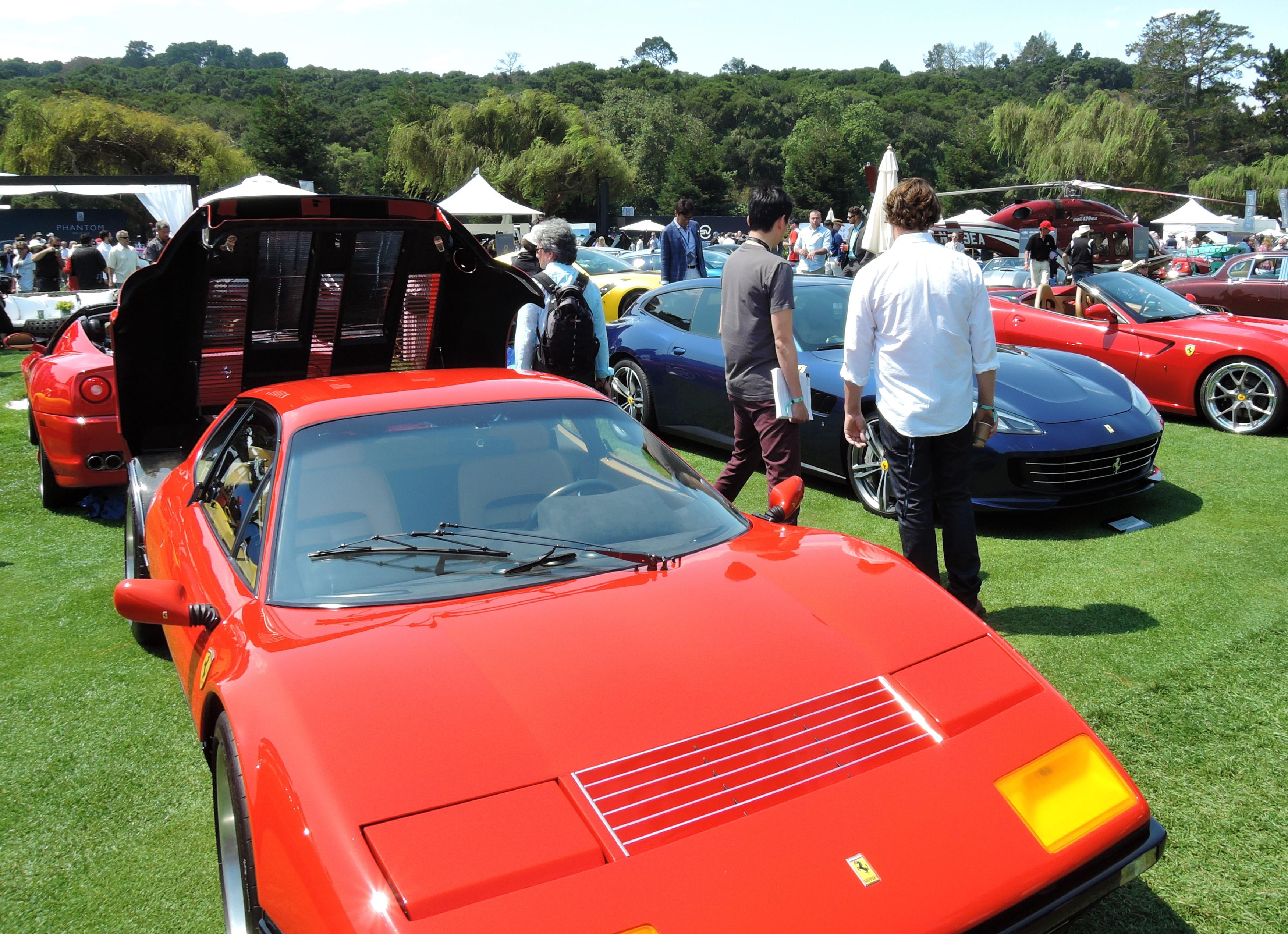 Ferraris - The Quail 2017