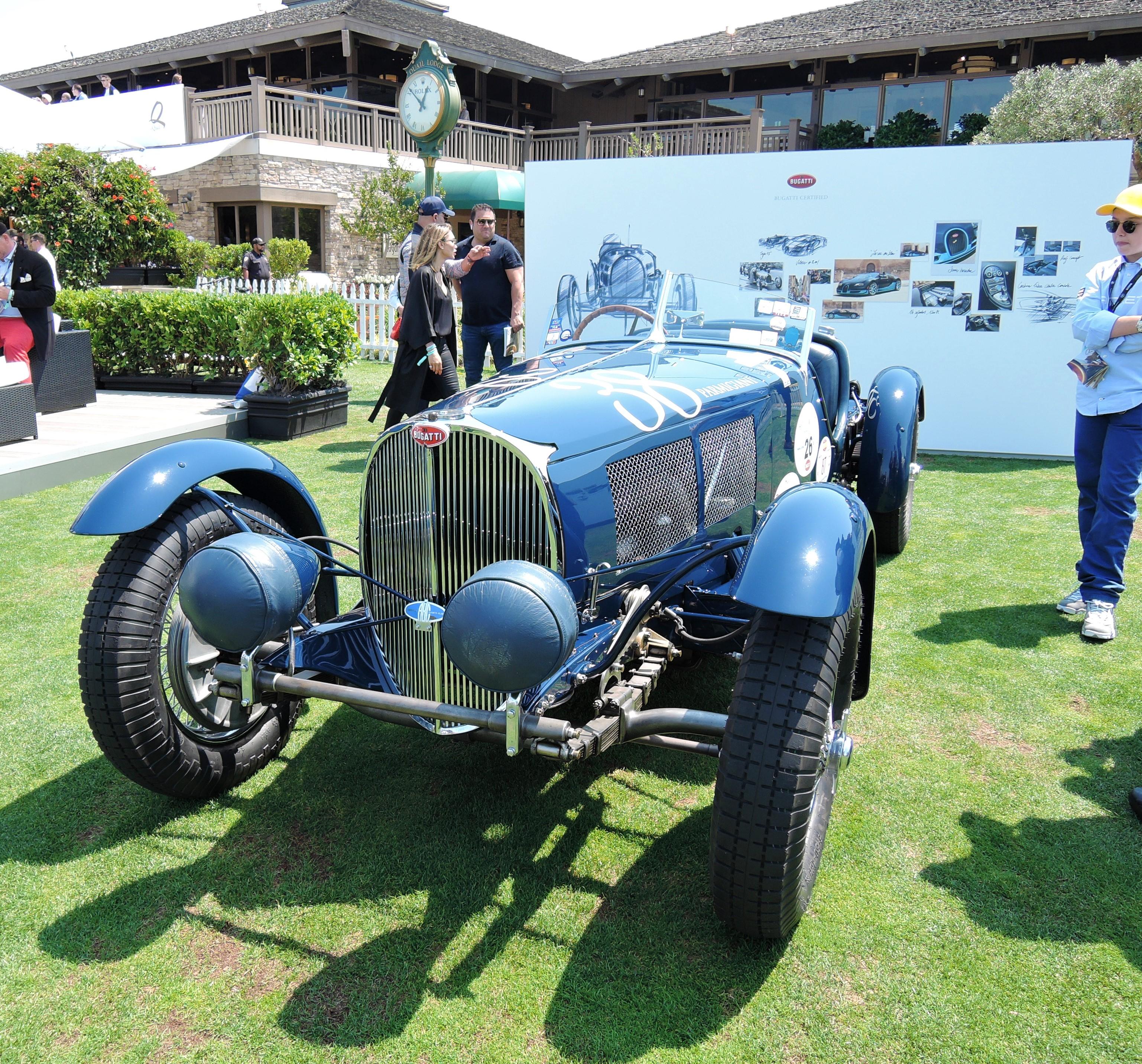 Bugatti - The Quail 2017