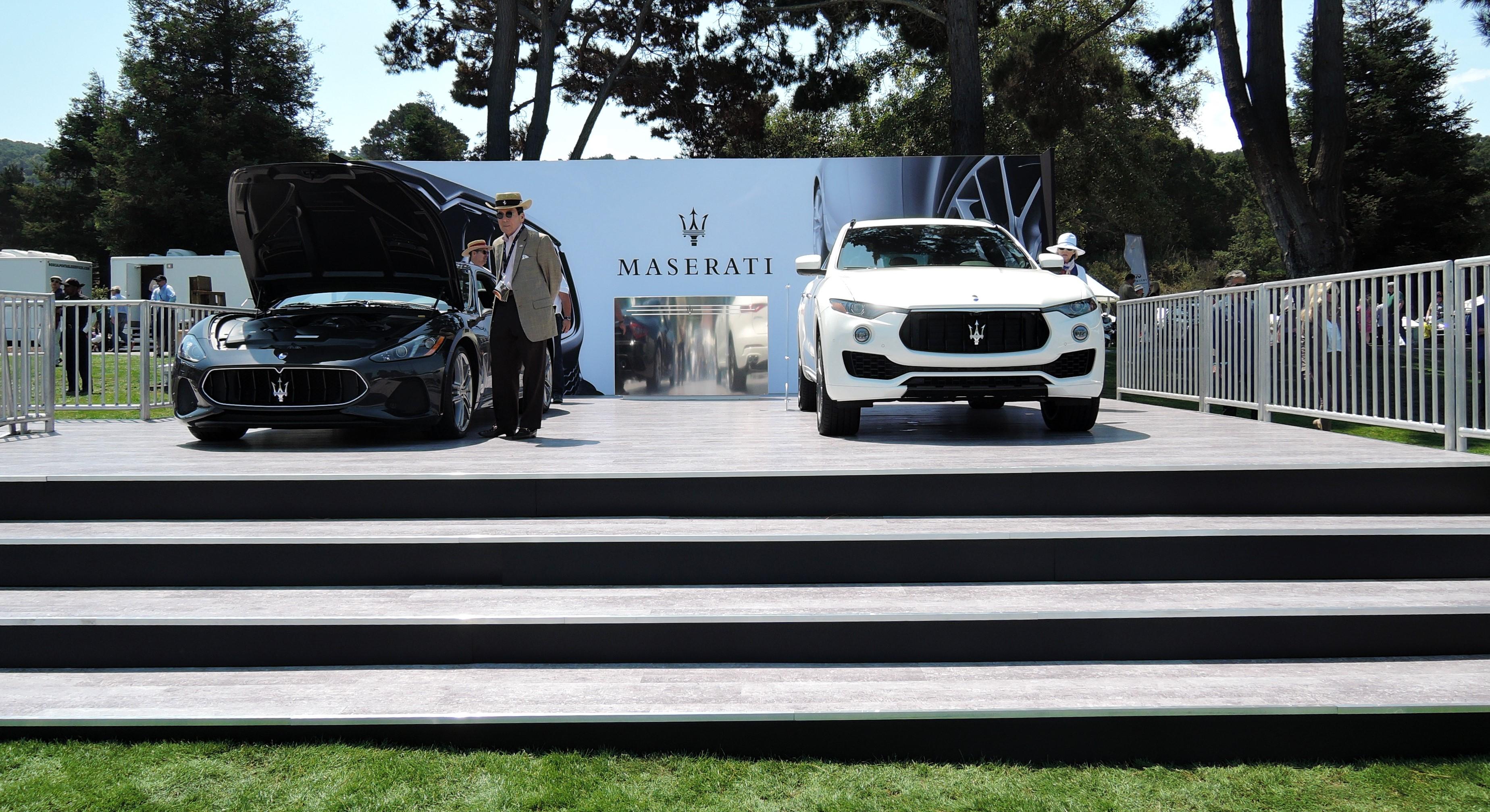 Maserati - The Quail 2017