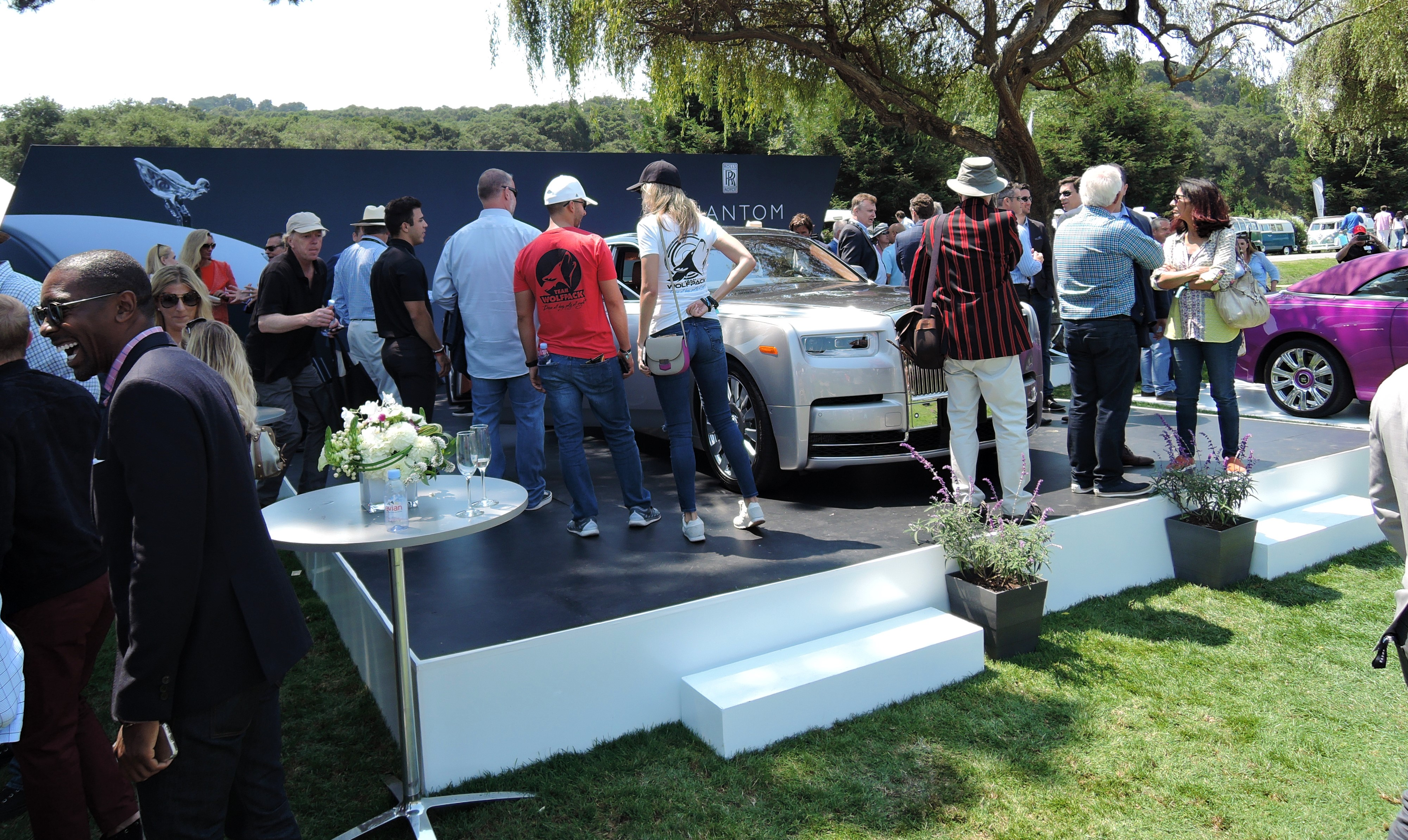 Rolls Royce - The Quail 2017