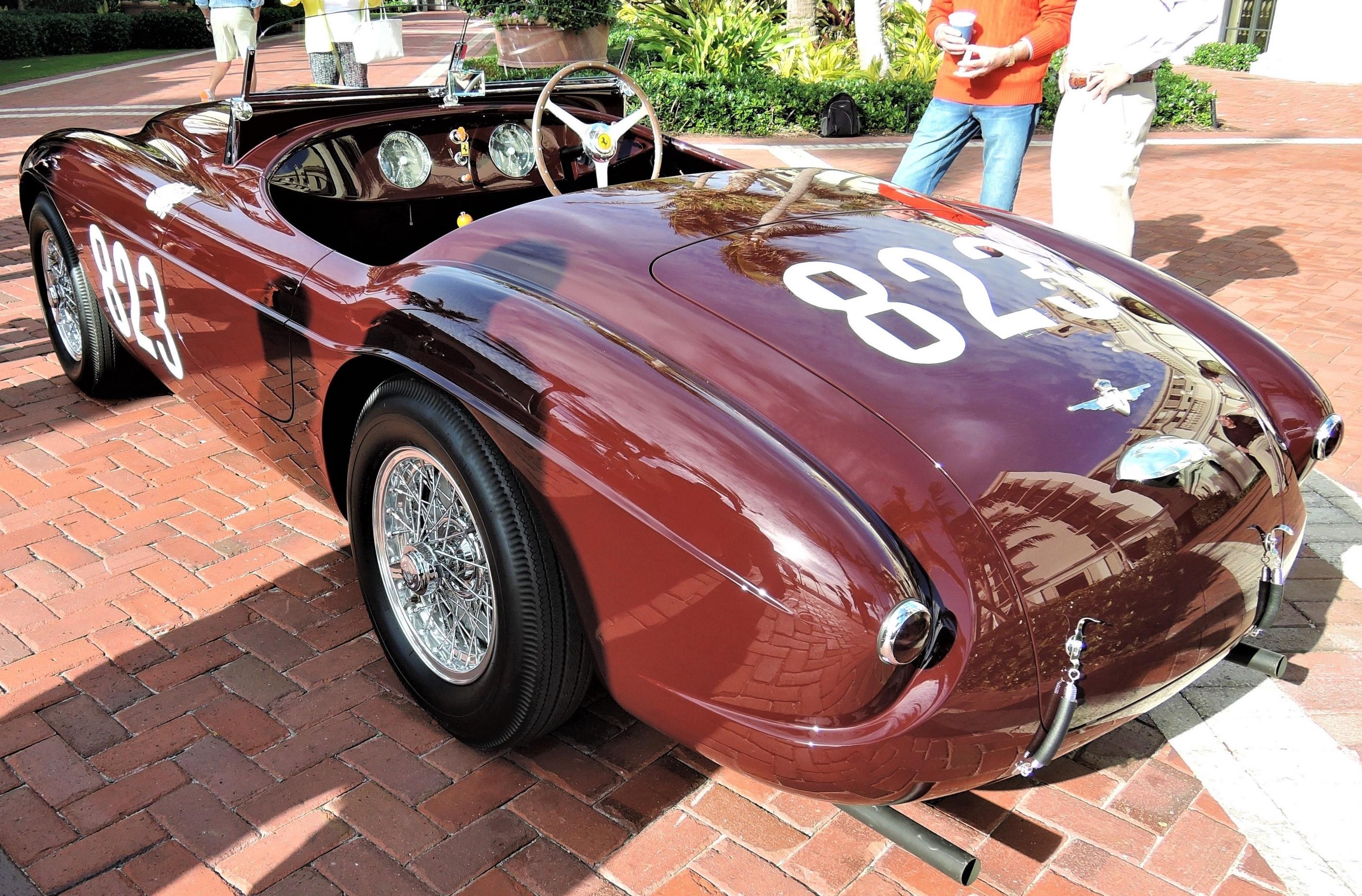 1951 Ferrari 212 Export Touring Barchetta; Sn 0102 E - cavallino 2018