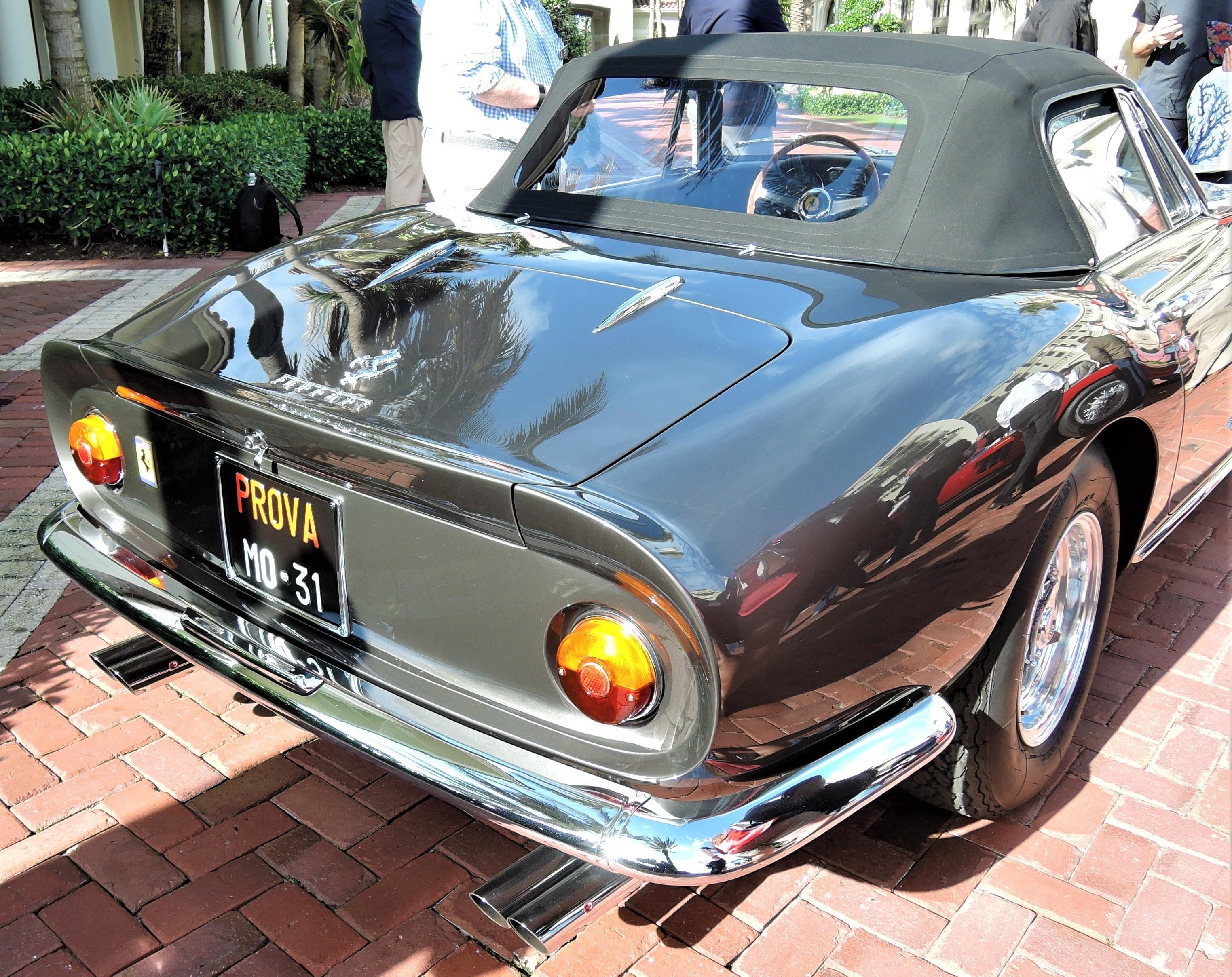 1967 Ferrari 275 GTS/4 NART Spyder; Sn 11057 - Cavallino 2018