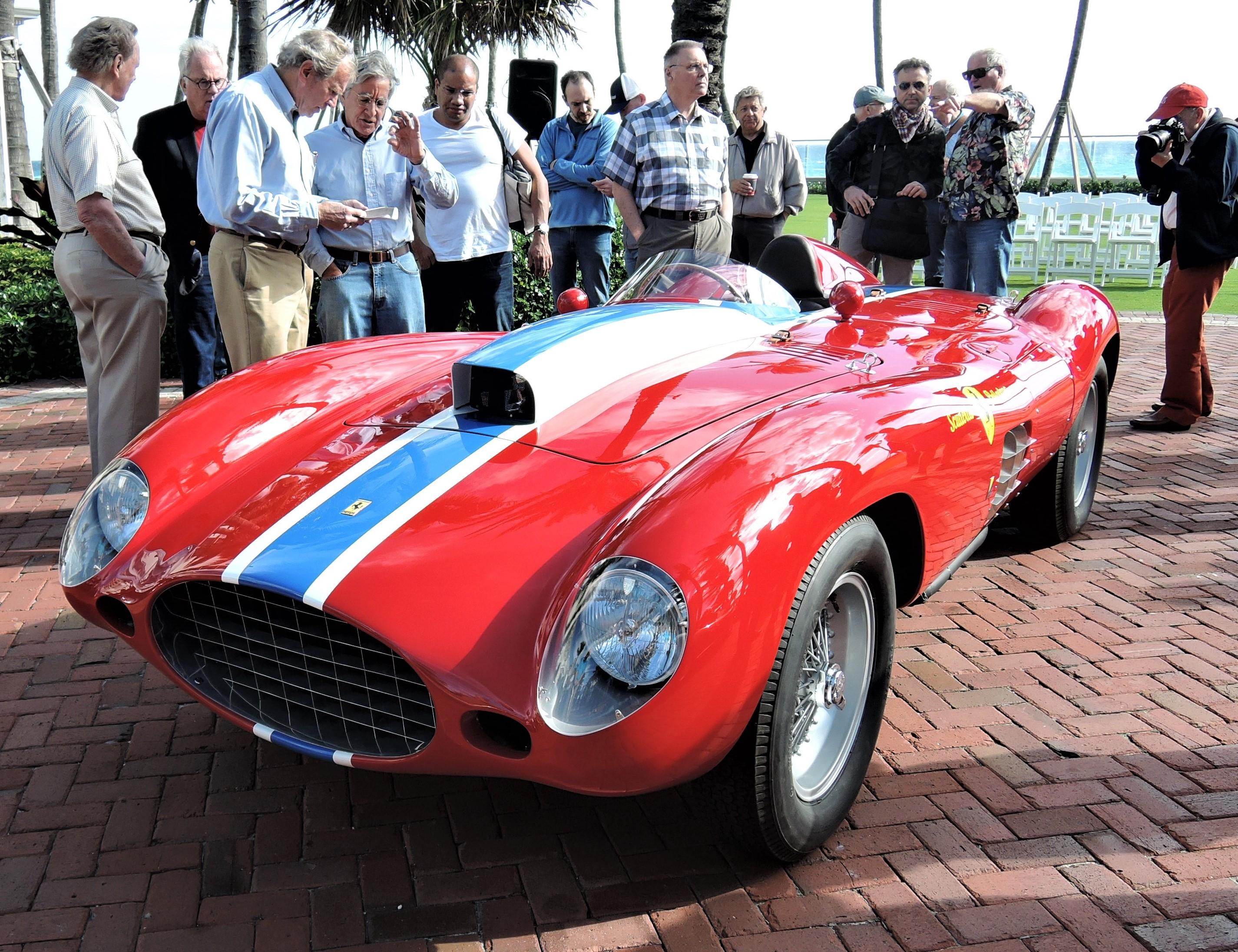 1955 Ferrari 410 Sport Scaglietti Spyder; Sn 0592 CM - Cavallino 2018