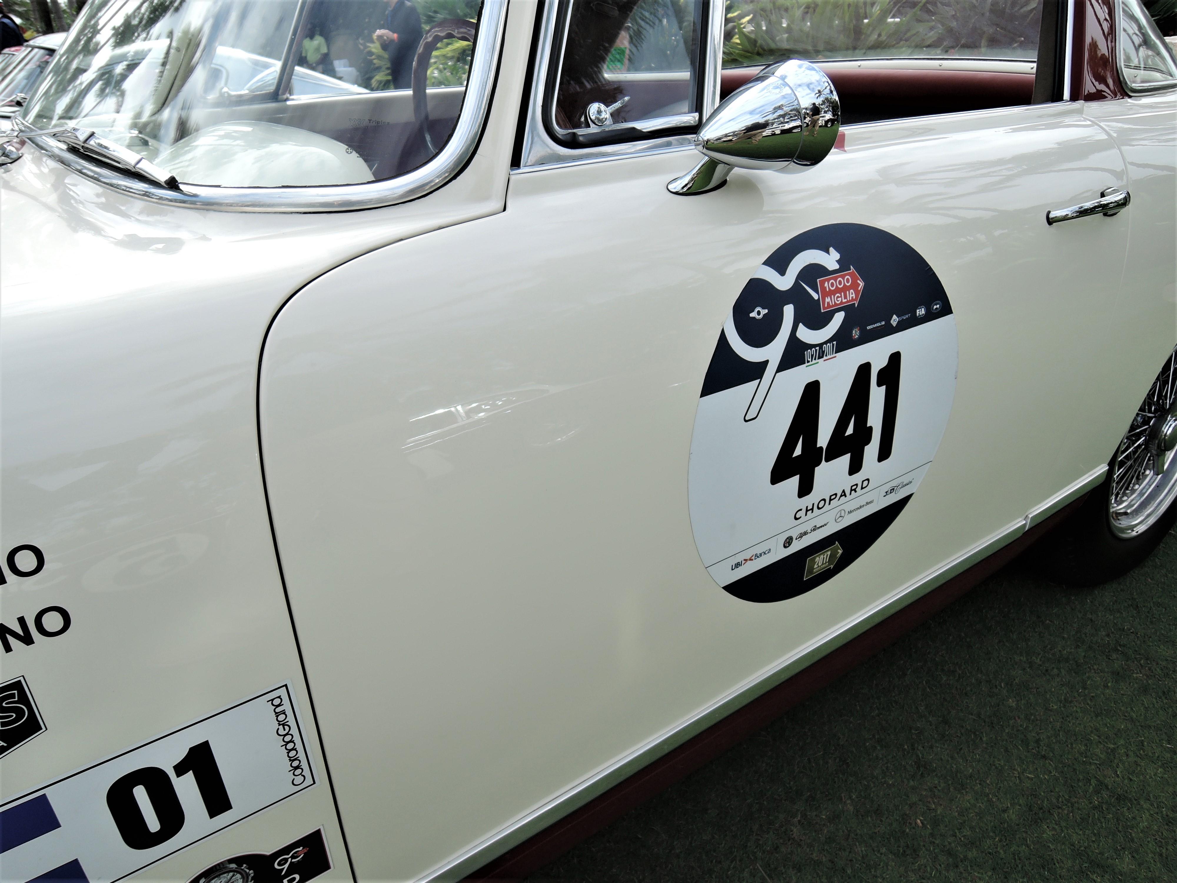 1956 250 GT Coupé Boano Alloy, s/n 0609 GT, - Cavallino 2018 Concours