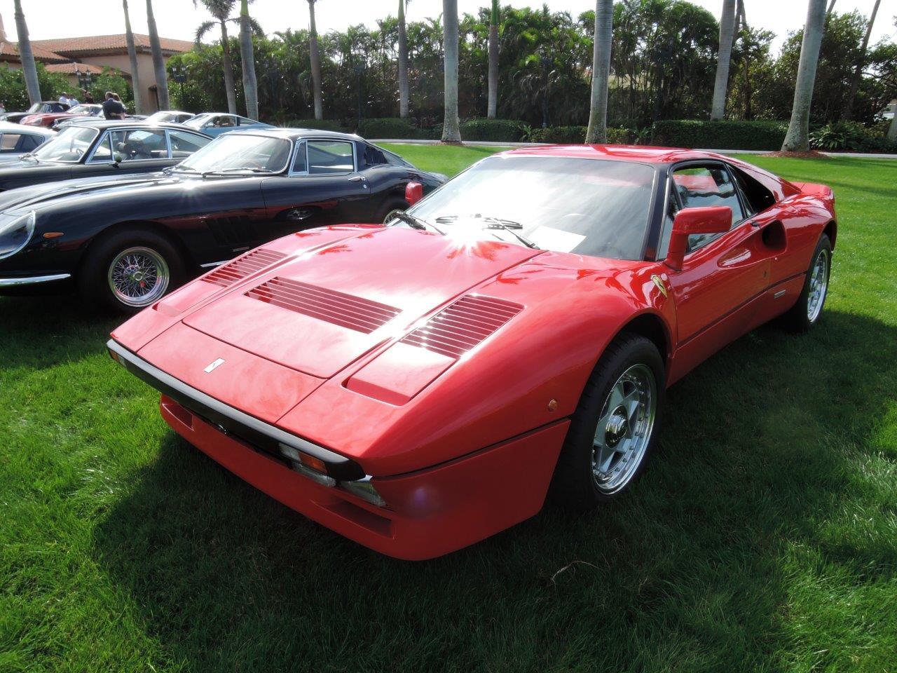 red 1984 Ferrari 288 GTO; Sn 52743 - 2018 Cavallino Sunday Mar a Lago