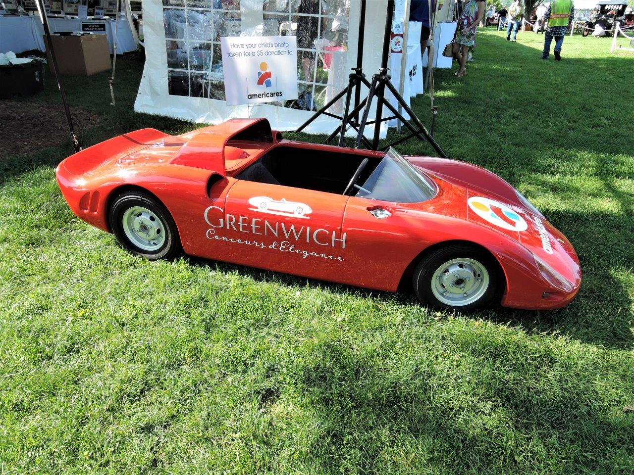 2018 Greenwich Concours