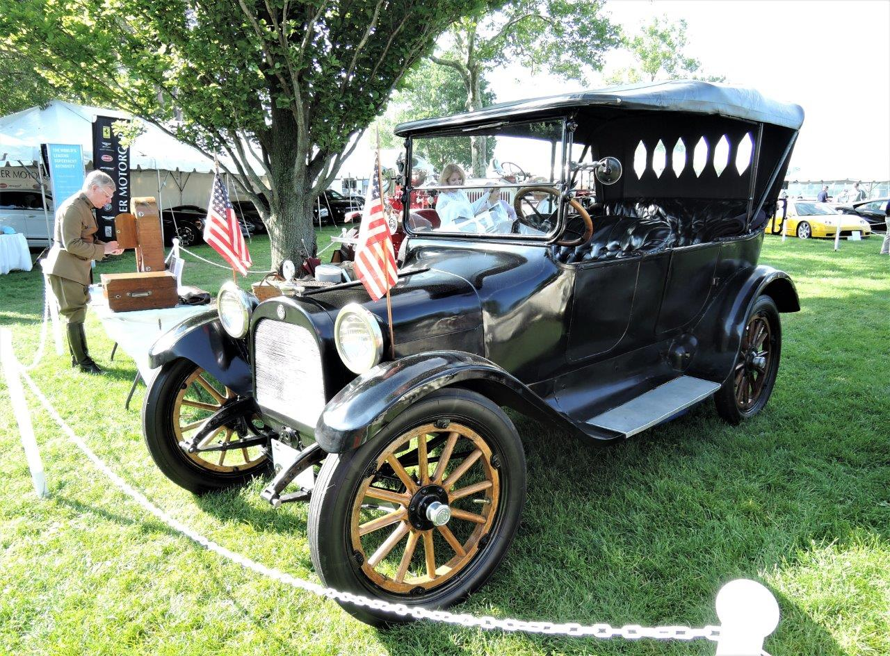 black 1915 Dodge Brothers Five-Passenger Touring - 2018 Greenwich Concours Americana