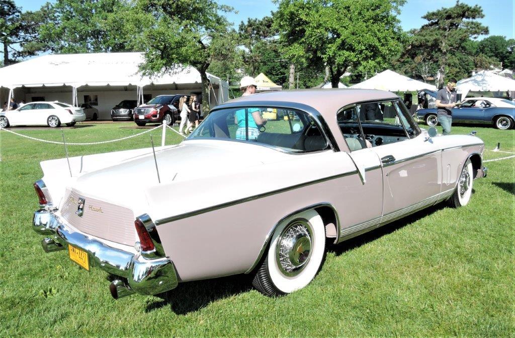 1956 Studebaker Golden Hawk - 2018 Greenwich Concours Americana