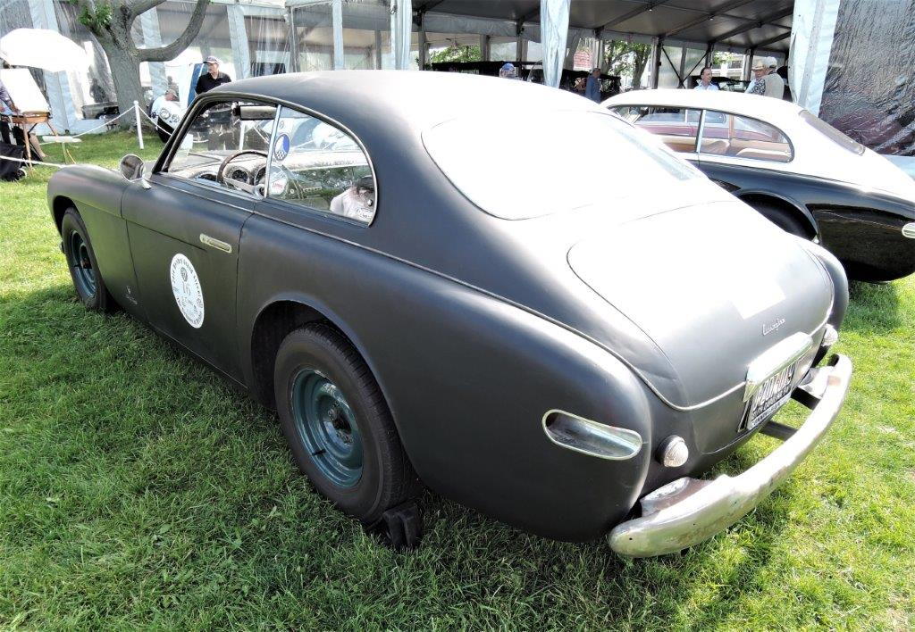 Tom Cotter barn find 1952 Cunningham C-3 - 2018 Greenwich Concours Americana