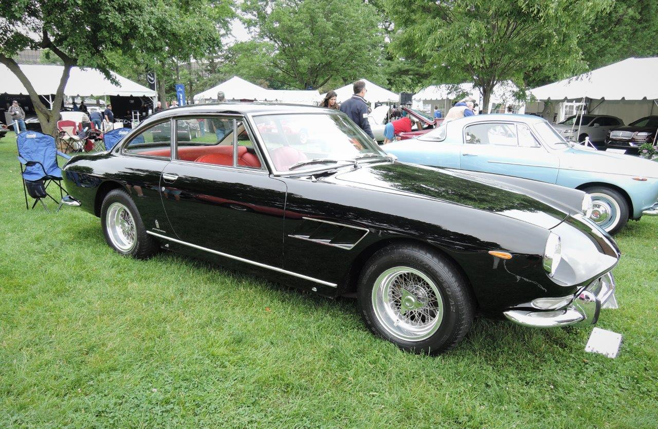 black 1966 Ferrari 330 GT 2+2 - 2018 Greenwich Concours International