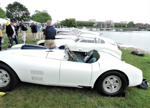2018 Greenwich Concours Americana